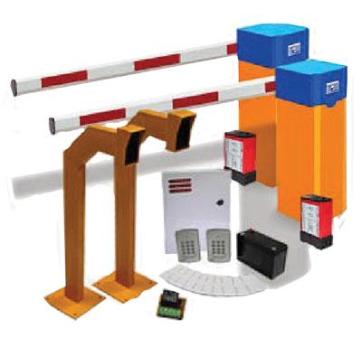 Barrier Gate System - Innotech CCTV